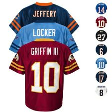 NFL Official Team Player Replica Jersey Collection Boys-Youth Sizes (4-18)
