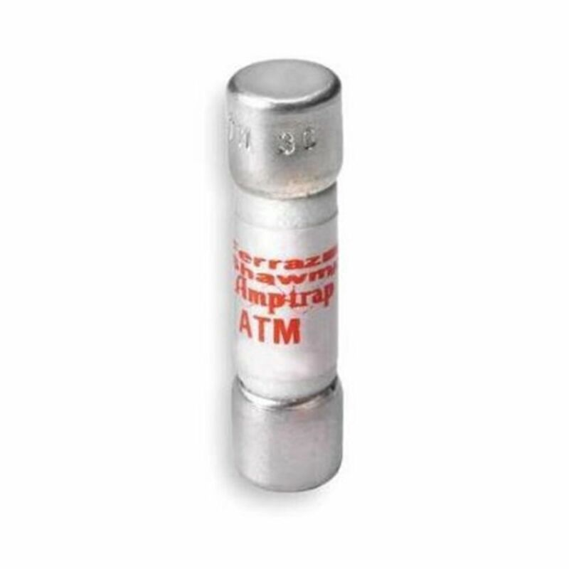 Pack of 1 Mersen ATM-1/8 ATM.125 600Vac Fuses