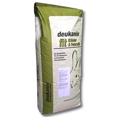 Deukanin Ajuste Hierbas & Perejil 25KG Comida Alimentación para Conejillo