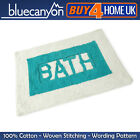 Blue Canyon Bath Mats