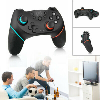 SALE! Bluetooth Wireless Gamepad Joystick Pro Controller For Nintendo Switch VHS
