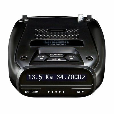 Uniden Super Long Range Laser Radar Detector with Voice Notifications | DFR6