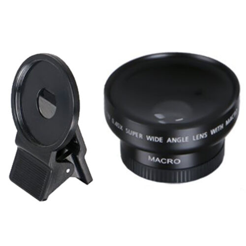 37mm 0 45x hd wide angle macro