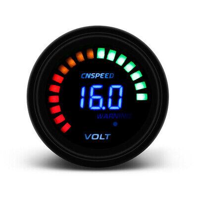 Volt Meter Dual Battery Monitor LED Digital DC 12v Car Boat Voltage Marine Gauge