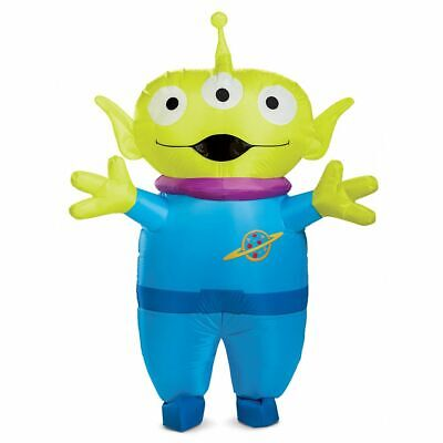 Toy Story 4 - Alien Inflatable Adult - Toy Story Aliens Kostüm