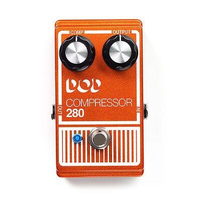 DigiTech DOD Compressor 280 Compression Guitar Effects Pedal Stompbox DOD280