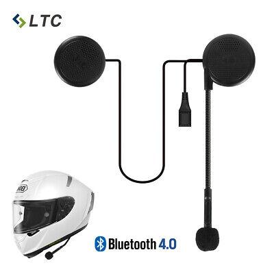 LTC L1M Motorrad Helm Bluetooth 4.0 Kopfhörer Funk Kopfhörer Stereo
