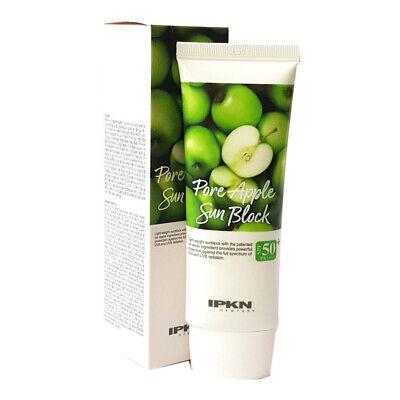 IPKN Pore Apple Sun Block 70ml SPF50+ PA++++ [Made in Korea]