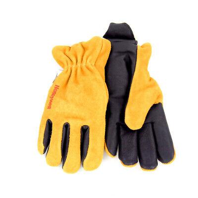 Honeywell Gl-9500-m Firefighters Gloves With Kangaroo Palm - Medium