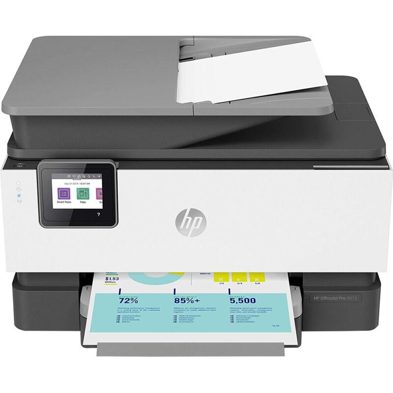Hewlett Packard OfficeJet Pro 9015 All-in-One Printer 1KR42A#B1H - Open Box