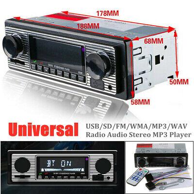 4-Channel Bluetooth USB/FM/WMA/WAV Radio Audio Stereo MP3 Player Remote Control