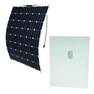 12V 200W Flexible Solar Panel Generator Caravan Camping Power Mon