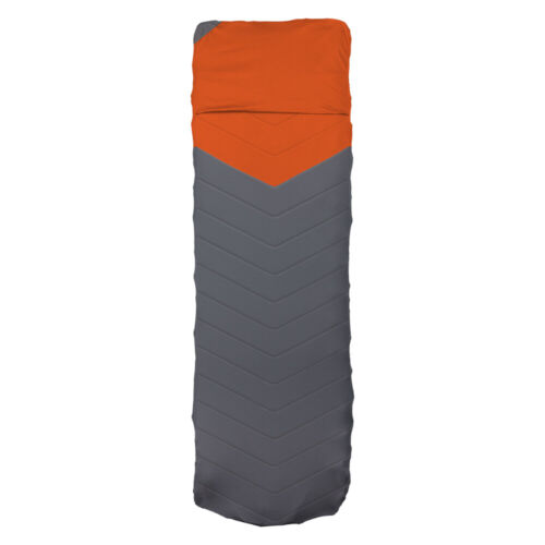 Klymit Quilted V Sheet, Washable Fitted Sheet for Regular Size Sleeping Pads