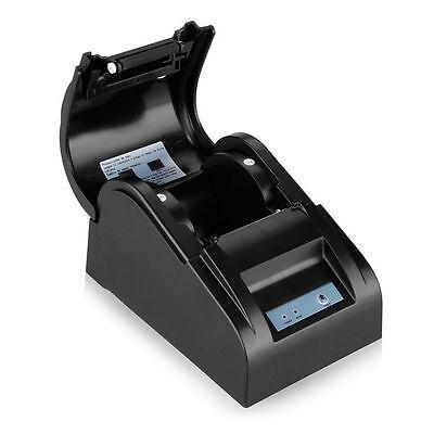 Thermodrucker Bondrucker Kassendrucker 58mm POS Drucker PRINTER+2 Papierrolle fs