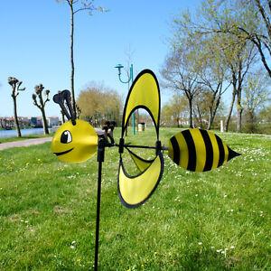 girouette moulin vent eolienne abeille 35 x 13 x 85. Black Bedroom Furniture Sets. Home Design Ideas