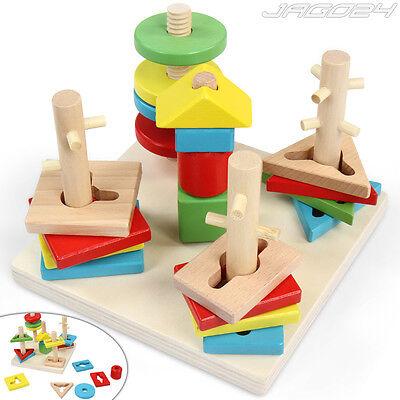 Steckspielzeug Kinderspielzeug Feinmotorik Lernspielzeug Spielzeug Holzspielzeug