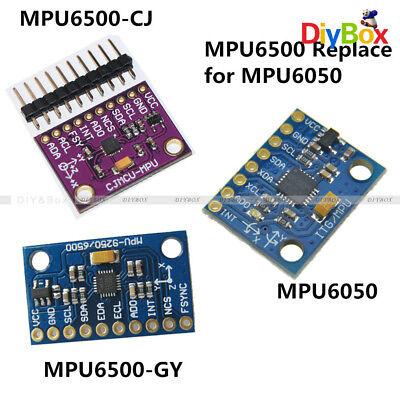 Mpu6500mpu6050 6 Axis Gyro Accel Sensor Module Replace Mpu6050mpu6000 D