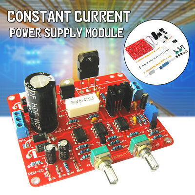 Eqkit Diy Regulated Converter Constant Current Power Supply Dc 0-30v 2ma-3a