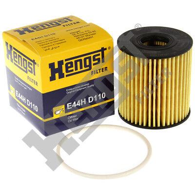 Engine Oil Filter-Cartridge Type Filter Includes Gasket Set HENGST E44H