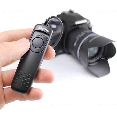 Meike Kabelauslöser Auslöser passend für Canon EOS EOS 700D 650D 600D 550D