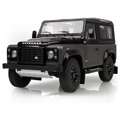 Genuine Land Rover Gear - DEFENDER AUTOBIOGRAPHY 1:18 SCALE MODEL