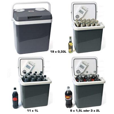 Kühlbox 12V/230V 32L ELektro Elektrische Thermoelektrische Mini Kühlschrank