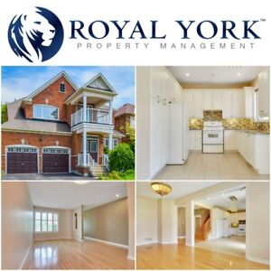 5 BED/4 BATH HOUSE FOR RENT @ 16TH AVE AND NINTH LINE | MARKHAM
