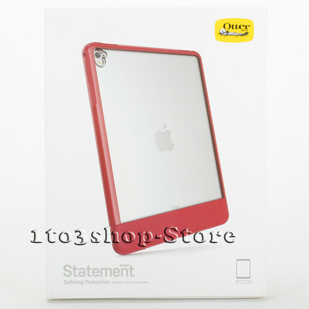 brand new f25e8 71358 Details about OtterBox Statement Hard Case Snap Cover For iPad Pro 9.7