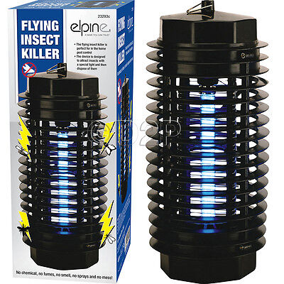 ELECTRONIC INSECTS KILLERS FLY BUG ZAPPER UV FLYING INSECT KILLER ELECTRIC MOSQU