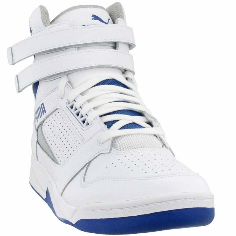 Puma Palace Guard Mid Athletic Lace Up  Mens  Sneakers Shoes Casual   -