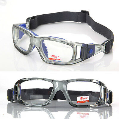 Outdoor Sports Glasses Adjustable Elastic Wrap Eyewear Soccer Basketball Glasses