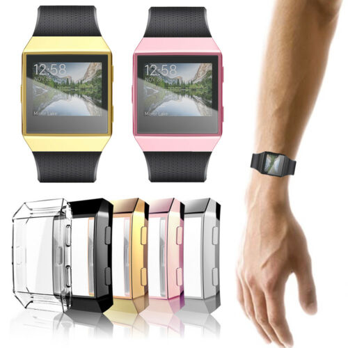 screen protector protective case cover for fitbit