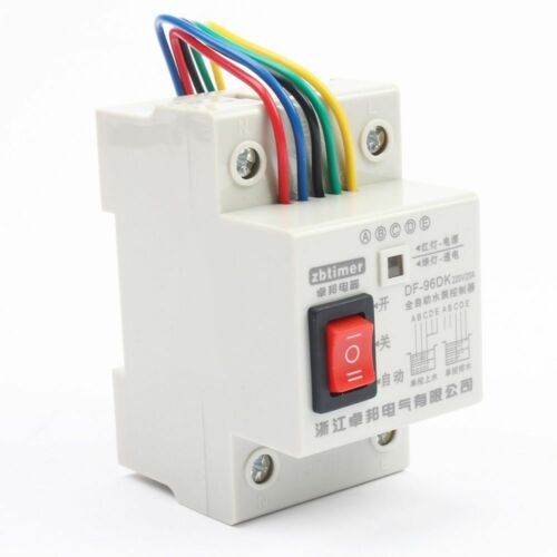 Automatic Water Level Controller Switch Water Tank Liquid Level Detection Sensor