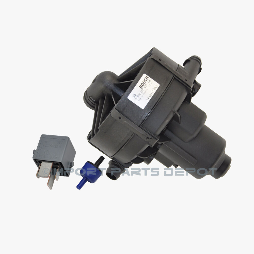 Mercedes smog air pump secondary air injection bosch oem for Mercedes benz secondary air pump