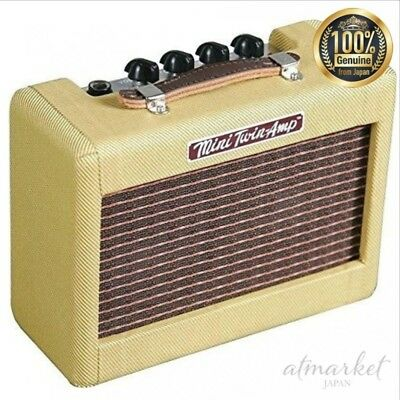 NEW Fender Guitar Amplifier MINI 57 TWIN-AMP Musical instrument From JAPAN