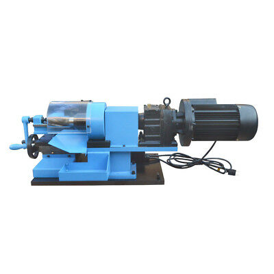 280 Rpm1.5 Hp Electric Tube Pipe Notcher End Mill V-block Design Rotary Vise