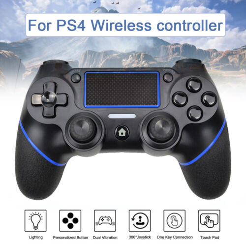 Wireless Controller für Playstation PS4 Gamepad DualShock Vibration Joystick DHL