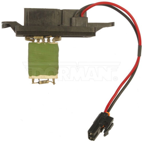 HVAC Blower Motor Resistor Front Dorman 973-009