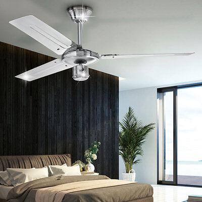 Leiser Decken Ventilator Klima Raum kühler wärmer Lüfter Windmaschine Sommer AEG