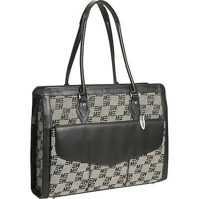 - Mobile Edge Large Geneva Jacquard  17-Inch Tote - Notebook carrying case