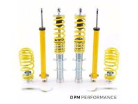 Golf mk4 coilovers