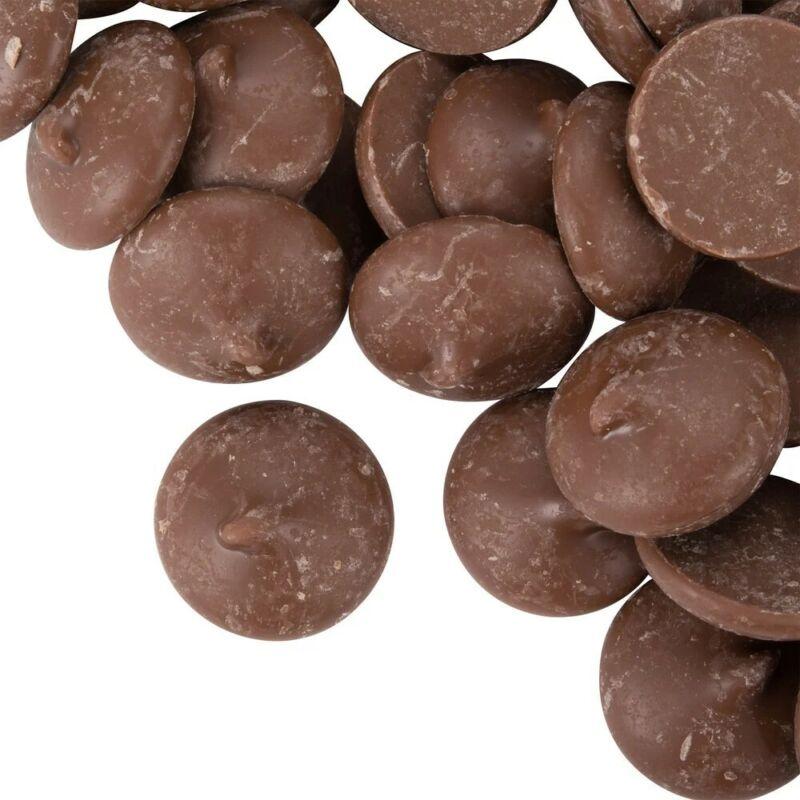 2 LBS Bulk Ghirardelli Milk Chocolate Stanford Wafers