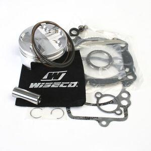 Yamaha YZ250F YZ 250 250F Wiseco Piston Top End Kit 77mm Std. Bore 01-04 13.5:1