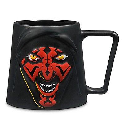 Disney Darth Maul Mug  Cup Star Wars Theme  20 oz Large   #465512714522 - Darth Maul Theme