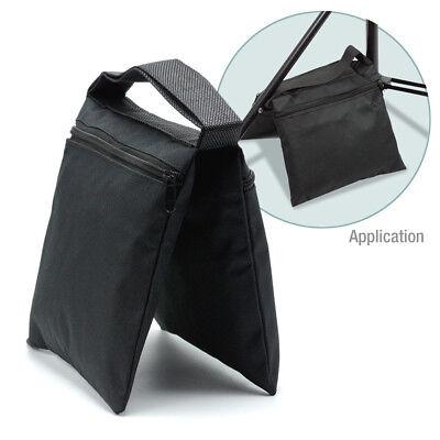 """8"""" x 9"""" Photography Photo Studio Sand Bag Saddle Bag for Boom Arm Light Stand"""