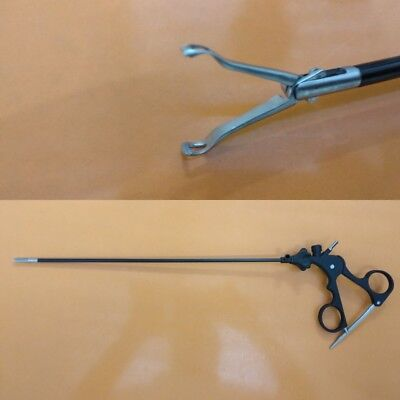 5 Mm Laparoscopy Storz Type Gallbladder Grasping Forceps Laparoscopic Instrument