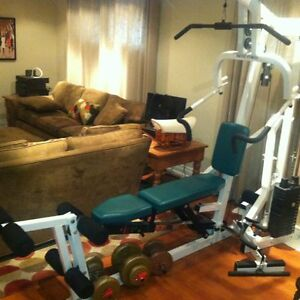 Pacific Fitness Home Gym Buy Or Sell Sporting Goods