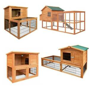 Wooden Pet Hutch Or Coops - PRICES FROM