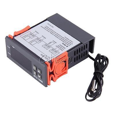 Stc-1000 Digital Temperature Controller Temp Sensor Thermostat Control 220-240v