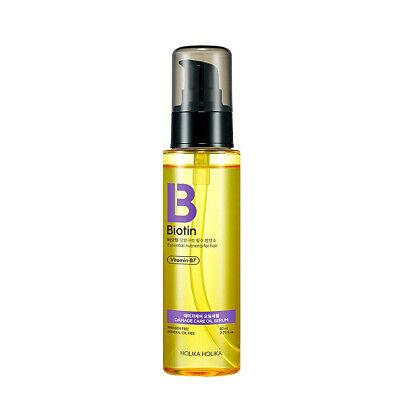 Holika Holika Biotin Damage Care Oil Serum 80ml Free gifts